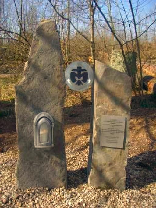 Gedenkstein in Westernohe